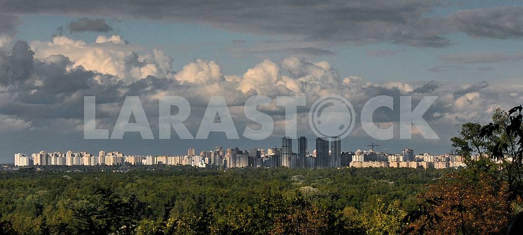Kiev panorama