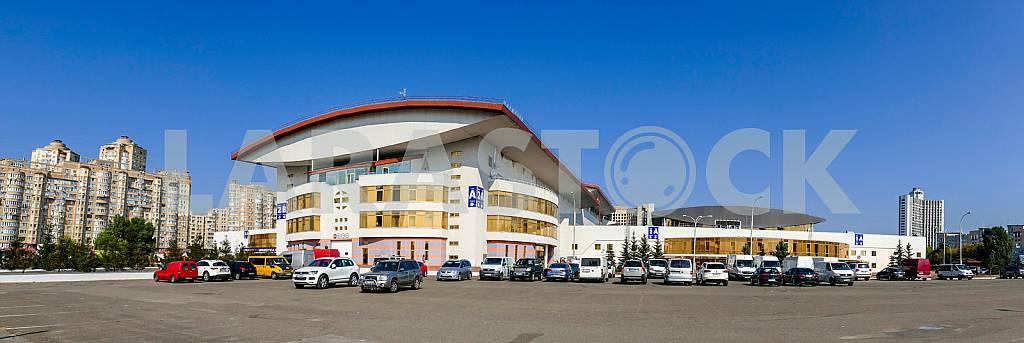 """""""International Exhibition Center"""""""