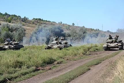 Танкисты 3 отдельного  батальона «Зверобой»