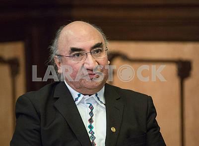 Посол Гватемалы в Украине Хосе Франсиско Кали Тсая