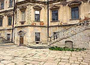 Крепость во Львове