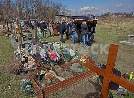 Похороны в греко-католических традициях