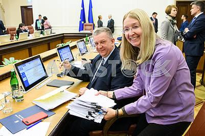 Ульяна Супрун, Андрей Рева