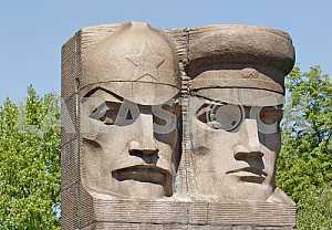 Памятник чекистам в Киеве