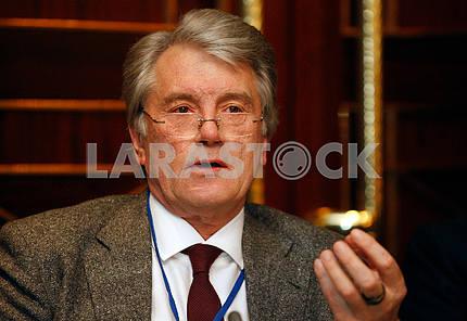 Виктор Ющенко говорит