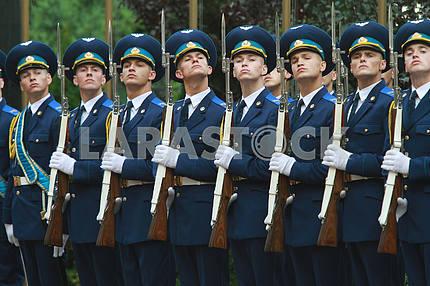 Рота почетного караула Украины (летчики)