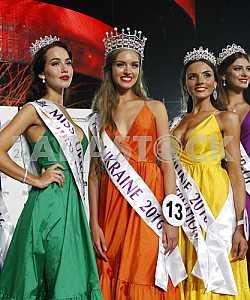 Конкурс красоты Мисс Украина-2016 в Киеве