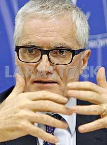 Докладчик ПАСЕ Мишель Николетти.