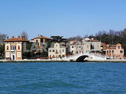 Венеция весной, доки и лагуны, 5