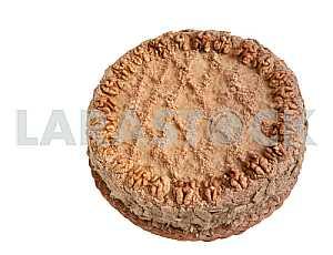 Торт с грецкими орехами