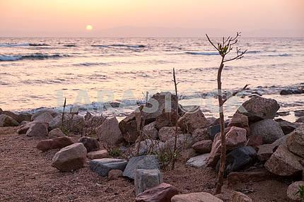Рассвет в Дахабе