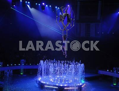 Новое «Шоу гигантских фонтанов»