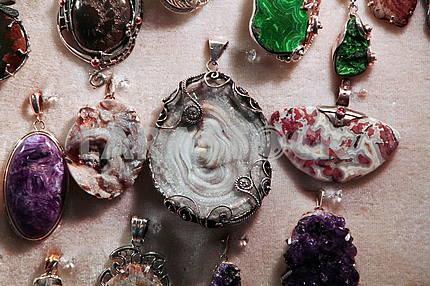 Выставка Мир камней