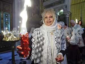 Празднование Пасхи в Киеве