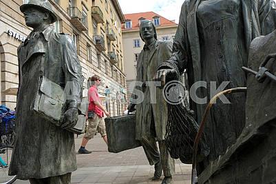 Памятник жертвам военного положения