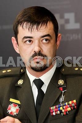 """Киборг Кирилл Недря (позывной """"Доцент"""")"""