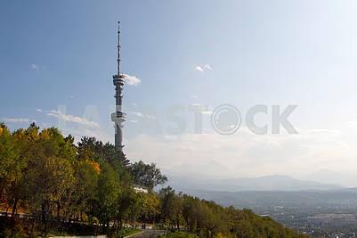 Телевышка в Алматы