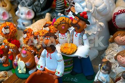Детские игрушки для Рождества