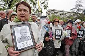 Митинг реквием по случаю 30й годовщины Чернобыльской катастрофы