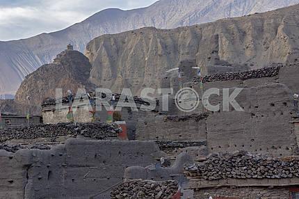 Горные вершины в Непале