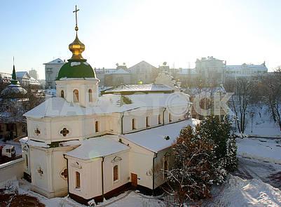 Трапезная церковь Софии Киевской