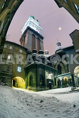Ансамбль Успенской церкви во Львове