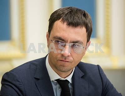 Владимир Омелян, министр инфраструктуры