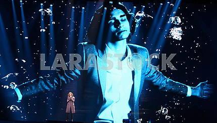 Участник Евровидения Исайя Фаербрейс