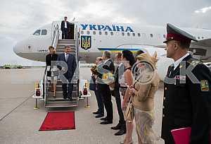 Порошенко выступил перед представителями диаспоры