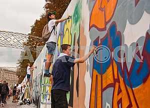 Художники на улице