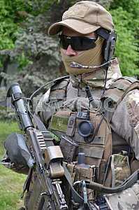 Спецназовец ВСУ