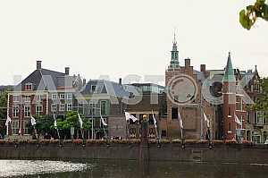 Музей-тюрьма Гевагенпорт в Гааге