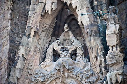 Портал Надежды храма Святого Семейства.