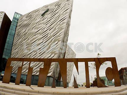 Музей «Титаник» в Белфасте, Ирландия