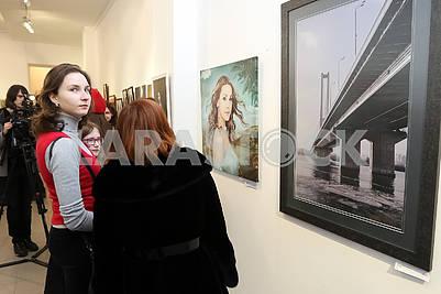 XVII Международная выставка Ukrainian Art Week - Украинская неделя искусств.