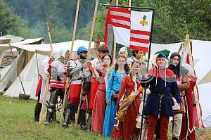 Парад участников фестиваля
