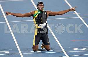 Усейн Болт стал девятикратным олимпийским чемпионом