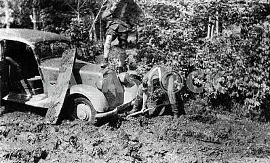 Немецкий Мерседес-Бенц 170-В  периода Второй мировой войны