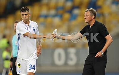 Евгений Хачериди, Александр Хацкевич