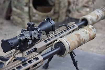 Снайперский комплекс ЮАР-10