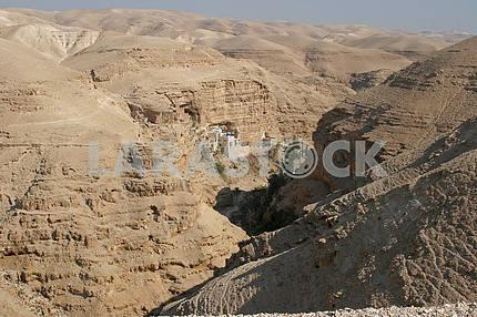 Монастырь Святого Георгия в пустыне Иудея, Израиль