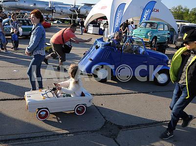"""Фестиваль ретроавтомобилей """"OldCarLand"""""""