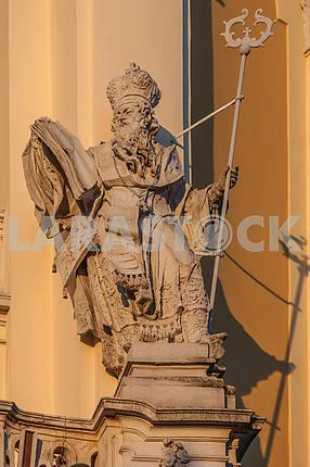 Статуя Митрополита Льва