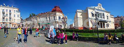 Детский отдых в Черновцах