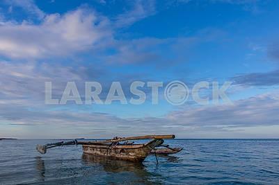 Лодки в Индийском океане