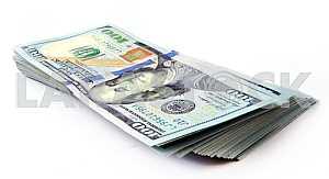 Новые банкноты долларов