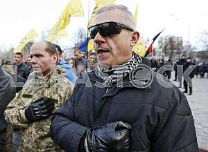 Марш Реванш не пройдет, в Киеве.