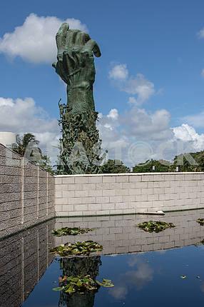 Мемориал жертвам Холокоста в Майами-Бич