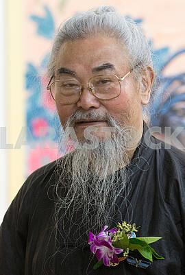Китайский художник Ли Дуо