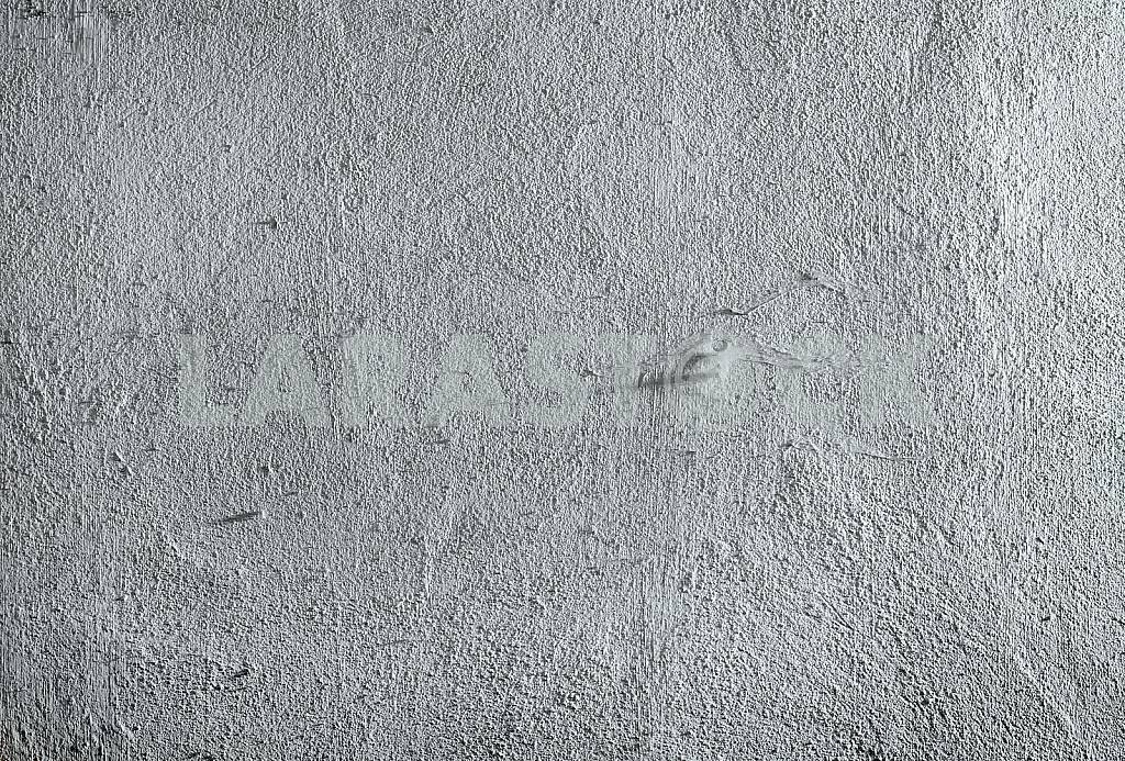 Gray wall texture with a spider web — Image 26740